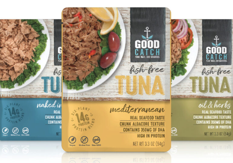 Bumble Bee Foods partners with plant-based seafood startup