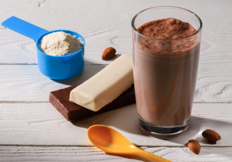 Chocolate reigns supreme in protein performance products
