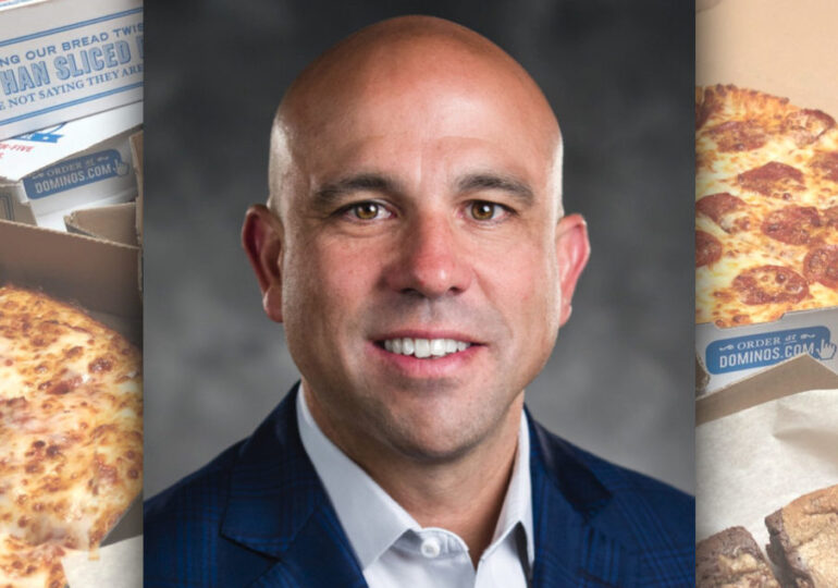 Domino's names new EVP, chief technology officer