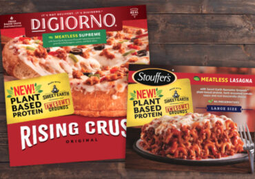 Nestle unveils DiGiorno, Stouffer's products made with plant-based meat