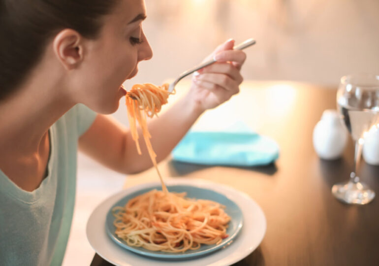 Pasta intake linked to better dietary outcomes
