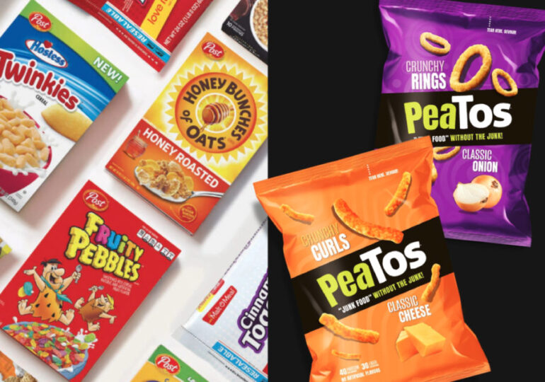 Peatos signs up Post Holdings in latest fundraising round