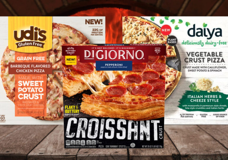 Slideshow: Retail pizza market fueled by new varieties