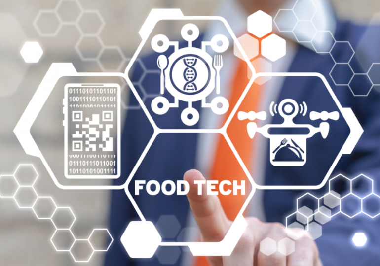 Three technologies transforming the food industry