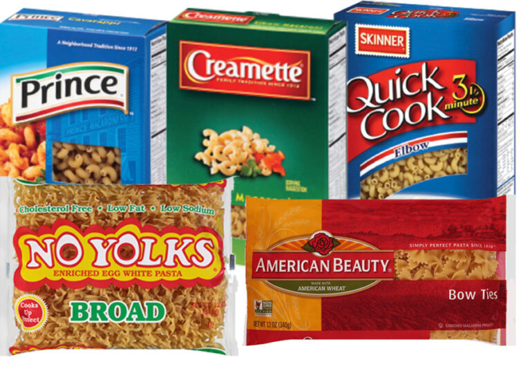 TreeHouse to acquire some US pasta brands from Riviana Foods