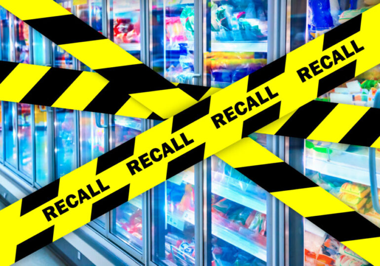 USDA product recalls fall in first quarter