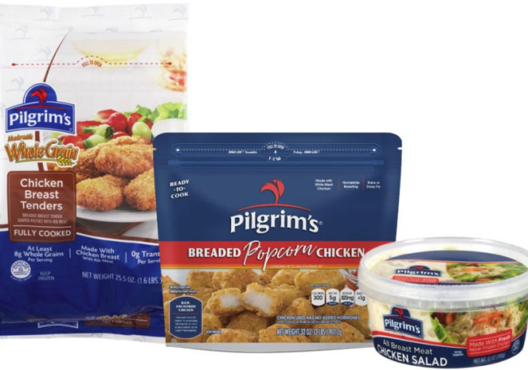 Volatile global poultry market weighs on Pilgrim's profit