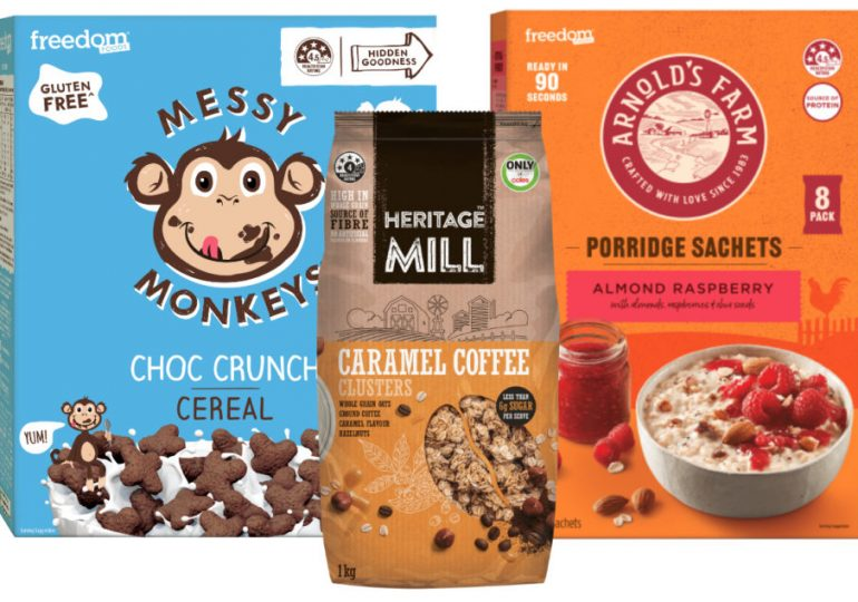 Arnott's acquisitions to lead to new business unit: Good Food Partners