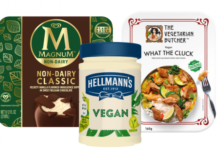 Unilever investing more in plant-based technology