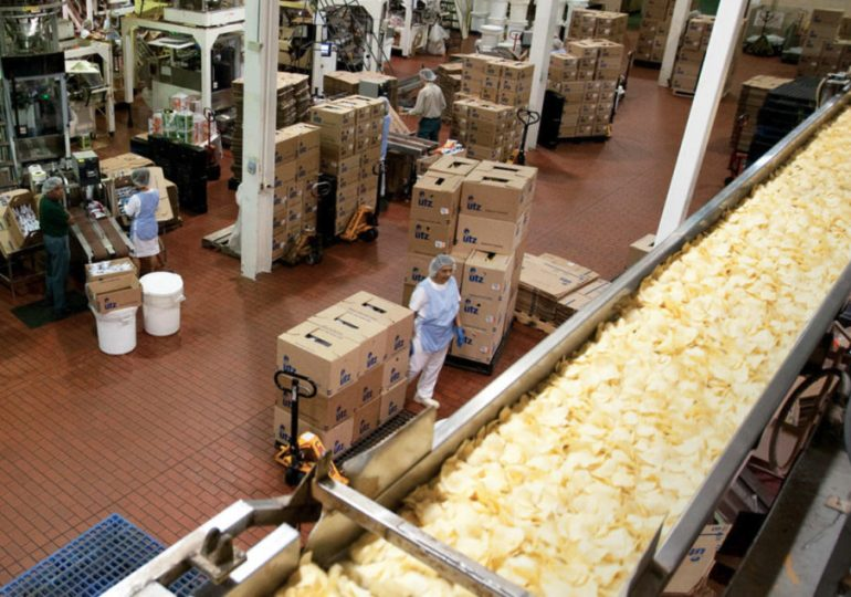 Utz to pay out $6 million in profit sharing