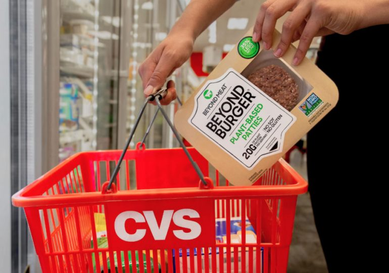 CVS to expand frozen food, snack offerings