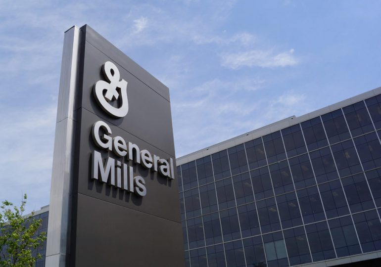 General Mills strives to scale back contract manufacturing