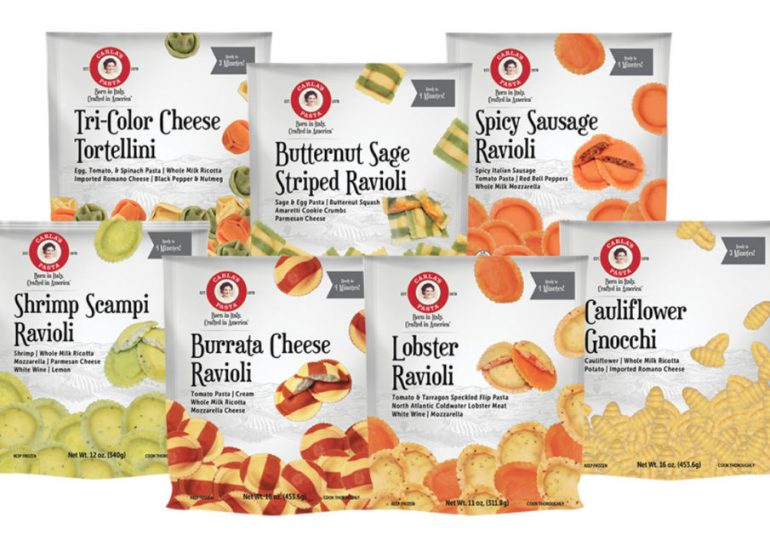Specialty food maker to acquire Carla's Pasta