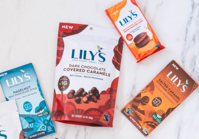 Hershey to acquire low-sugar brand Lily's