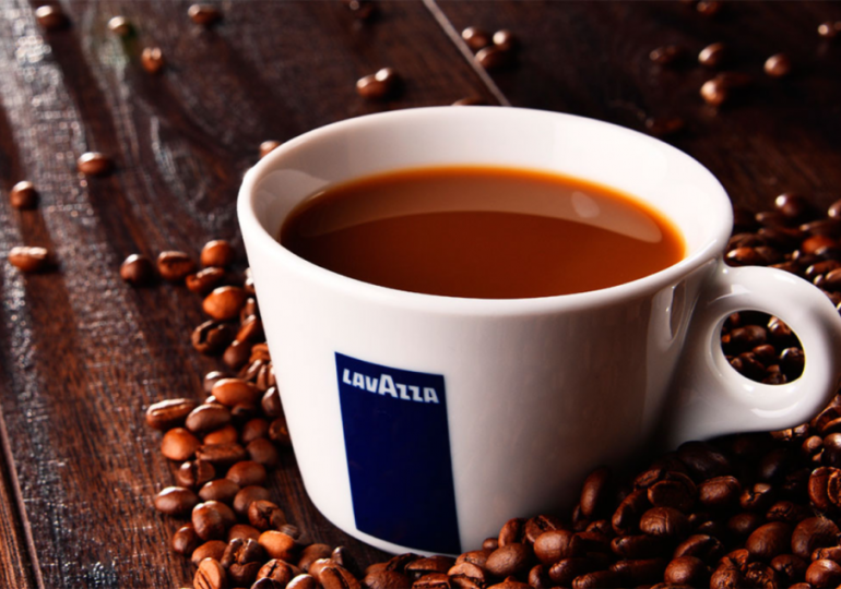 Lavazza to open its first US roasting, packing plant