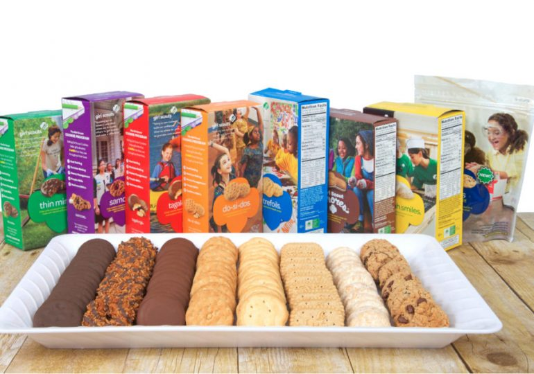 Loss of Girl Scout cookie sales drags down Weston