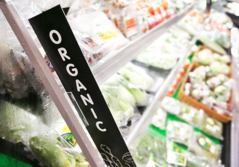 Organic food sales hit record high in 2020