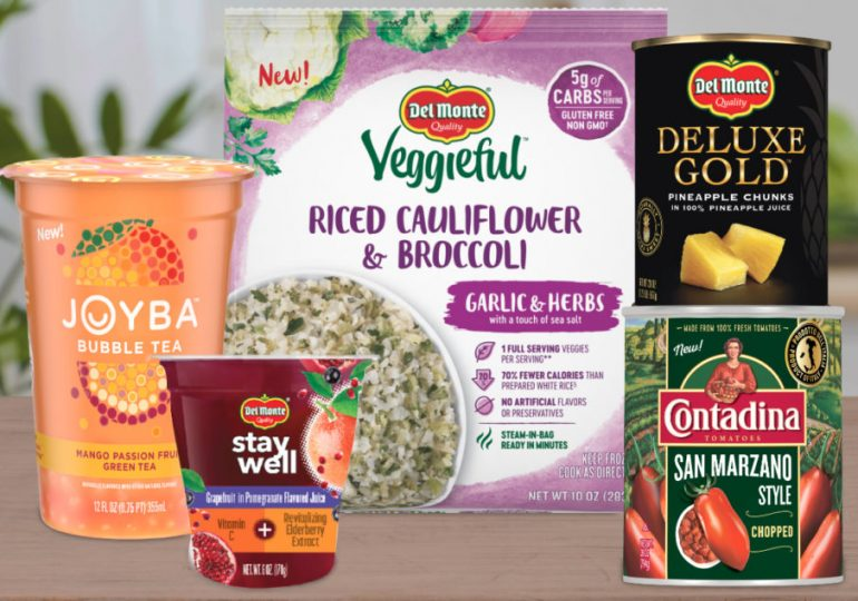 Slideshow: Del Monte innovation takes 'big bets' on pandemic trends