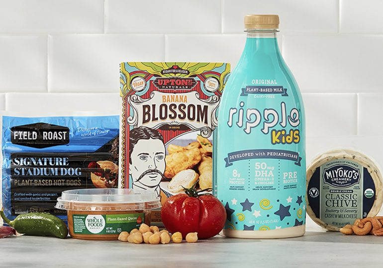 Whole Foods names five plant-based trend predictions