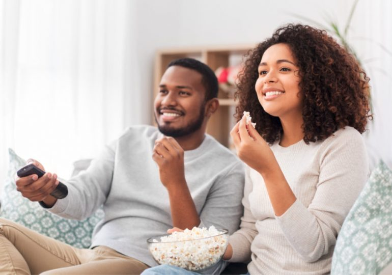 Increased screen time lifts savory snacks