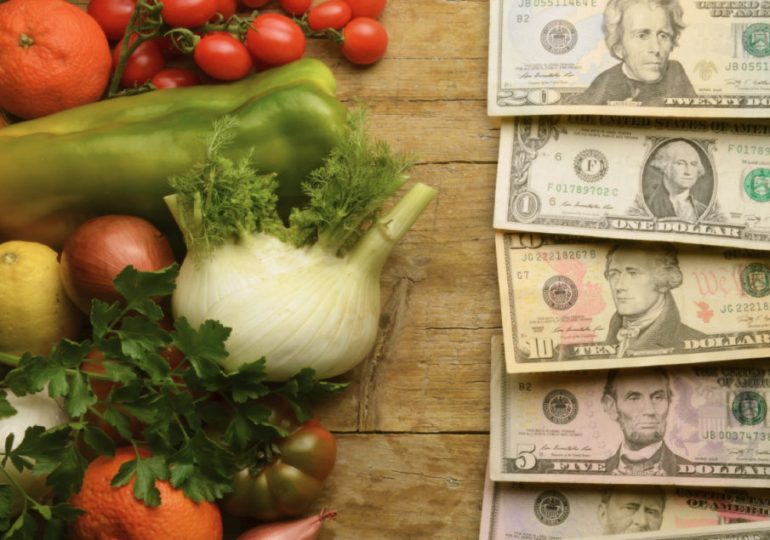 Low-income consumers seek healthy items, too