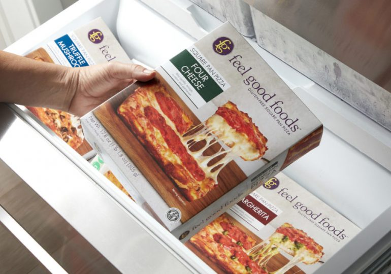 Feel Good Foods launches new pizza product