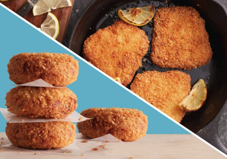 Long John Silver's serving plant-based seafood