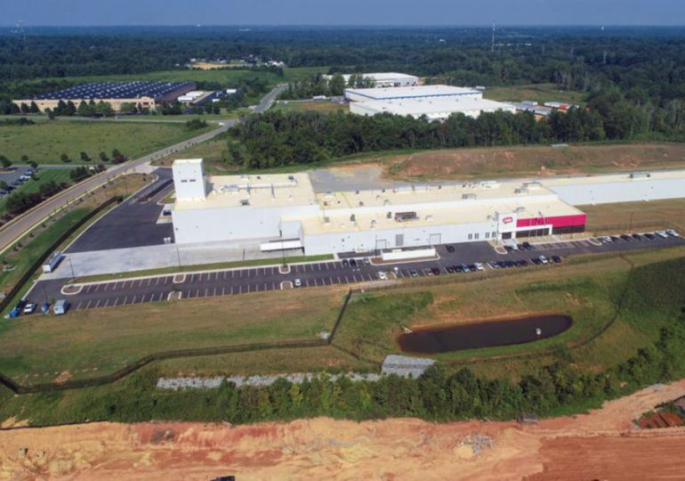 Lotus Bakeries investing in NC facility expansion