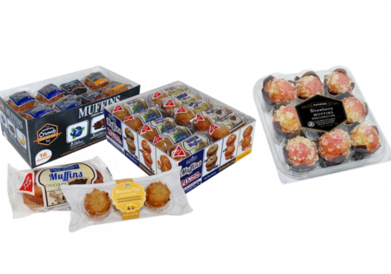 Muffins linked to Listeria recalled by Give & Go
