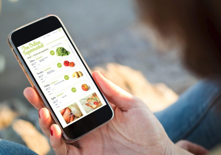 Summer may slow down online grocery's growth