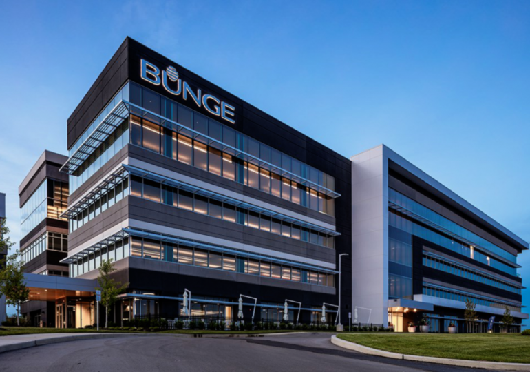 Bunge strategy on plant-based protein in early stages