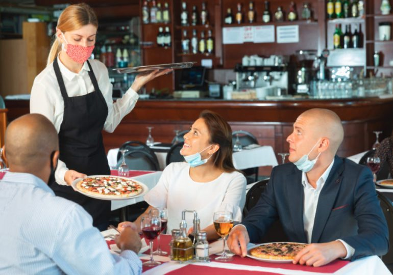 Foodservice sees slow but steady recovery