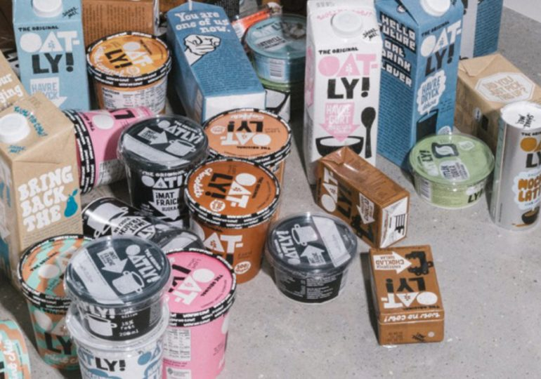 Oatly prioritizing growth investments over profitability