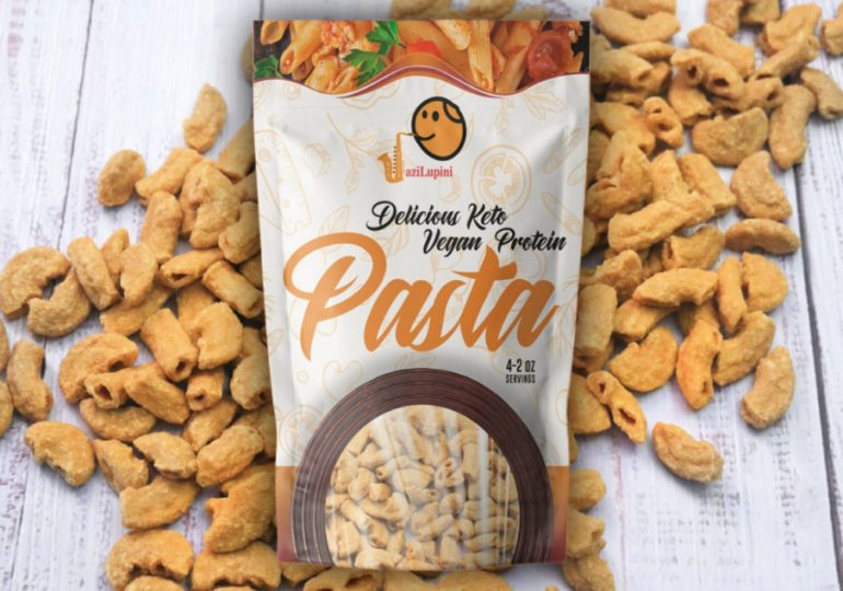 Lupin beans star in new pasta